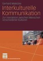 Interkulturelle Kommunikation af Gerhard Maletzke