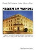 Hessen im Wandel af Claudia Koch-Arzberger