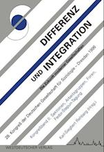 Differenz Und Integration