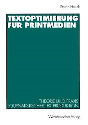 Textoptimierung Für Printmedien