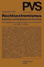 Rechtsextremismus af Hans-Gerd Jaschke, Jurgen W. Falter