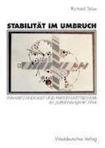 Stabilitat im Umbruch af Richard Stoss