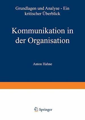 Kommunikation in Der Organisation