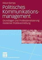 Politisches Kommunikationsmanagement af Klaus Kamps