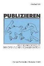 Publizieren af Manfred Ruhl, Manfred Ruhl