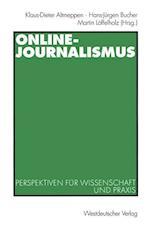 Online-Journalismus af Klaus-Dieter Altmeppen
