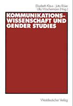 Kommunikationswissenschaft und Gender Studies af Elisabeth Klaus