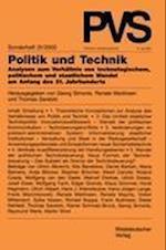 Politik Und Technik af Georg Simonis