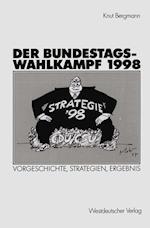 Der Bundestagswahlkampf 1998 af Knut Bergmann