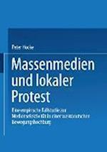 Massenmedien Und Lokaler Protest af Peter Hocke-Bergler, Peter Hocke, Peter Hocke-Bergler