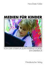 Medien fur Kinder af Hans-Dieter Kubler