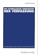 Die Symbolische Dimension der Verfassung af Andre Brodocz