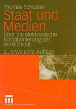 Staat und Medien af Thomas Schuster
