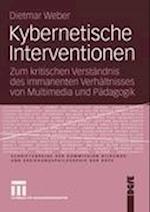 Kybernetische Interventionen af Dietmar Weber
