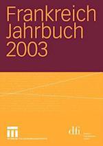 Frankreich Jahrbuch, 2003 af dfi - Deutsch-Franzosisches Institut