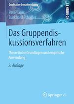 Das Gruppendiskussionsverfahren af Burkhard Sch Ffer, Peter Loos