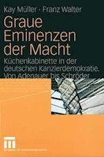 Graue Eminenzen der Macht af Kay Muller