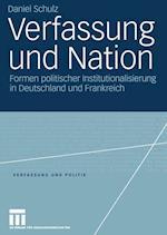 Verfassung und Nation af Daniel Schulz