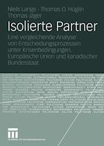 Isolierte Partner af Niels Lange