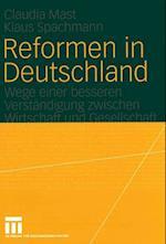 Reformen in Deutschland af Claudia Mast