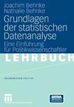 Grundlagen Der Statistischen Datenanalyse af Joachim Behnke, Nathalie Behnke