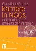 Karriere in Ngos af Christiane Frantz