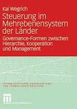 Steuerung Im Mehrebenensystem Der Lander af Kai Wegrich