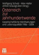 Osterreich zur Jahrhundertwende af Wolfgang Schulz
