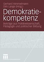 Demokratiekompetenz af Gerhard Himmelmann