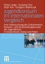 Jugendkonsum im Internationalen Vergleich af Elmar Lange
