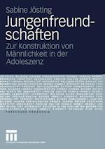 Jungenfreundschaften af Sabine Josting, Sabine Jeosting, Sabine J. Sting