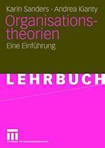 Organisationstheorien af Karin Sanders, Andrea Kianty