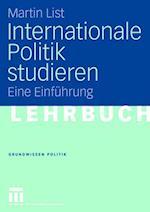 Internationale Politik Studieren af Martin List