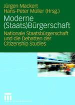 Moderne (Staats)Bürgerschaft