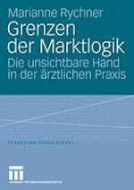 Grenzen Der Marktlogik af Marianne Rychner