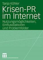 Krisen-PR Im Internet af Tanja Kohler