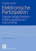 Elektronische Partizipation af Frank Kuhn