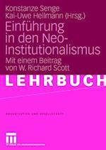 Einführung in Den Neo-Institutionalismus