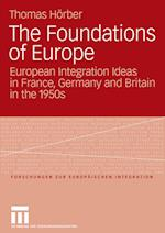 The Foundations of Europe af Thomas Horber