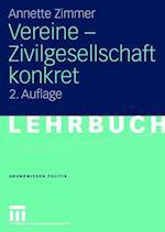 Vereine - Zivilgesellschaft Konkret af Annette Zimmer