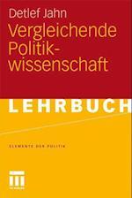 Vergleichende Politikwissenschaft af Detlef Jahn