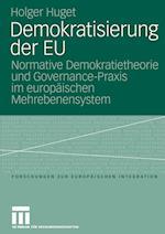 Demokratisierung Der Eu af Holger Huget