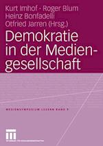 Demokratie in Der Mediengesellschaft