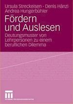 Fordern Und Auslesen af Denis H. Nzi, Andrea Hungerb Hler, Ursula Streckeisen