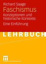 Faschismus af Richard Saage