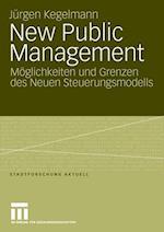 New Public Management (Stadtforschung Aktuell, nr. 110)