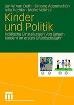 Kinder Und Politik af Jan W. van Deth, Simone Abendsch N., Julia Rathke