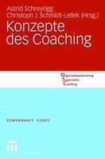 Konzepte Des Coaching