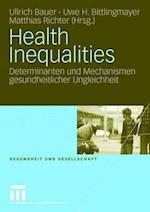 Health Inequalities af Ullrich Bauer