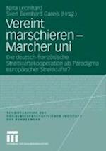 Vereint Marschieren - Marcher Uni